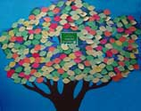 BNL Pledge Tree. Photo by Jason Remien