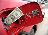 Rising price of gasoline.